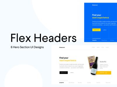 Flex Headers