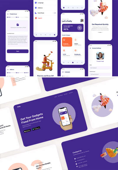App and Website Design