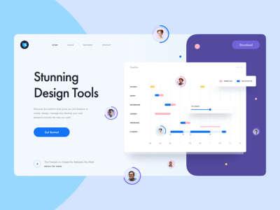 Stunning Web Design Tool