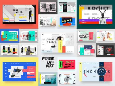 20 Headers Web Design