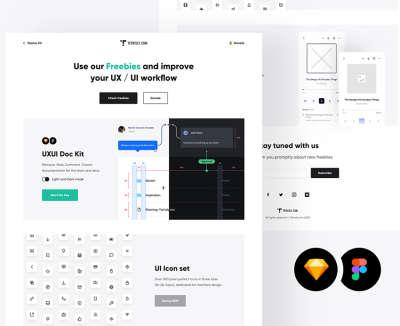 Starter kit for UI design