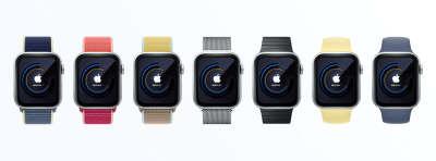 Apple Watch Mockup for Figma