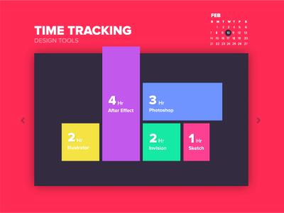 Designer Time Tracking App II