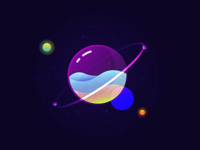 Dreamy Planet