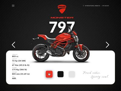 Ducati Redesign