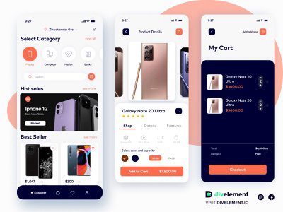 Ecommerce Concept Design