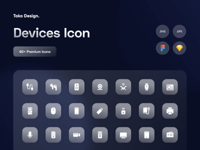 Devices Icon Pack