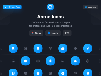 Line and Duotone Icons