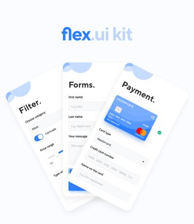 Basic Style UI Kit