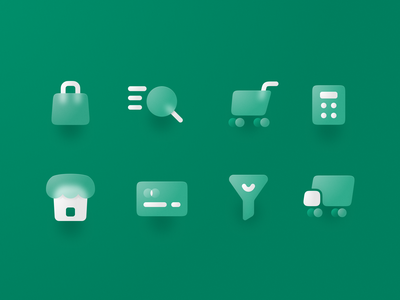 Free Icons Pack for Ecommerce