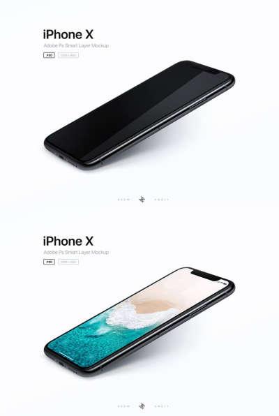 iPhone X Perspective