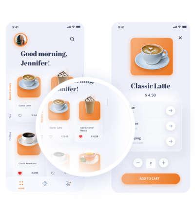 Soft App Template