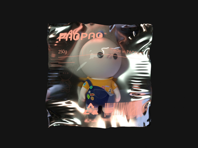 PAOPAO 3D Character Concept