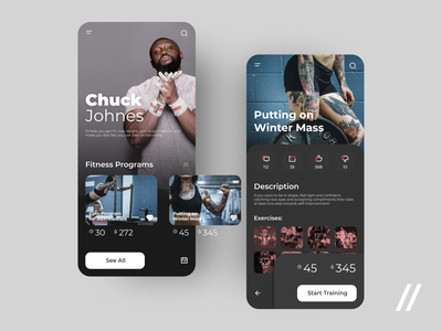 Personal Fitness Trainer App
