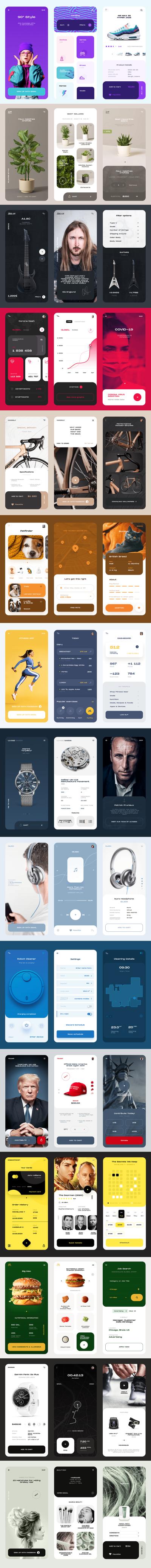 Multipurpose App UI KIt