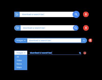 Search Bar UI Design