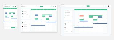 TaskDo Calendar App UI Kit