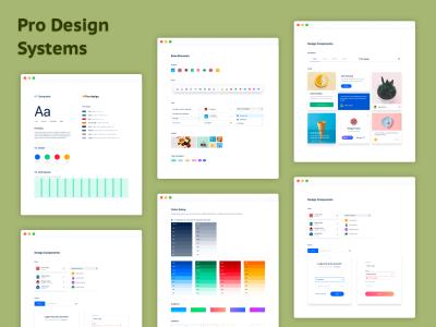 Pro Design System