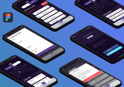 To Do App Design