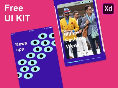 UI Kit – freebie