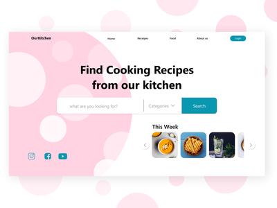 Web Recipe