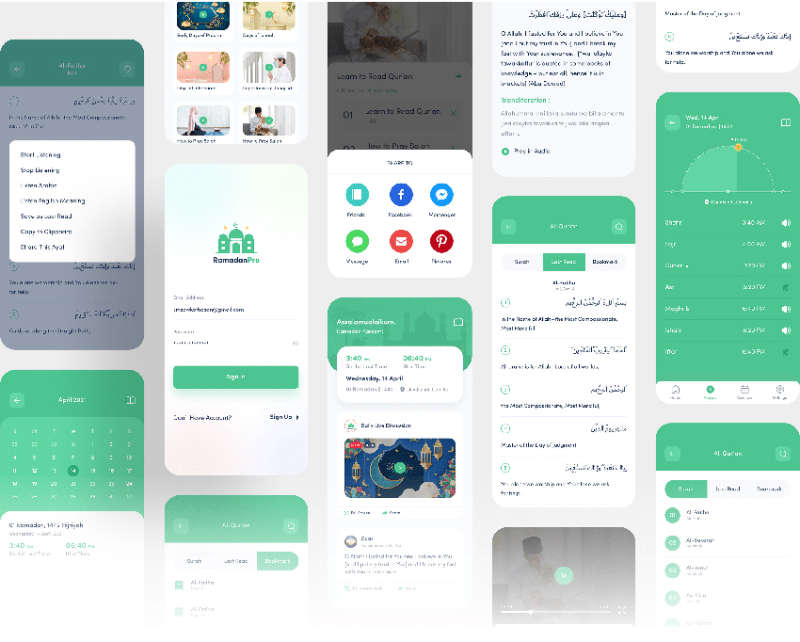 RamadanPro – Islamic App