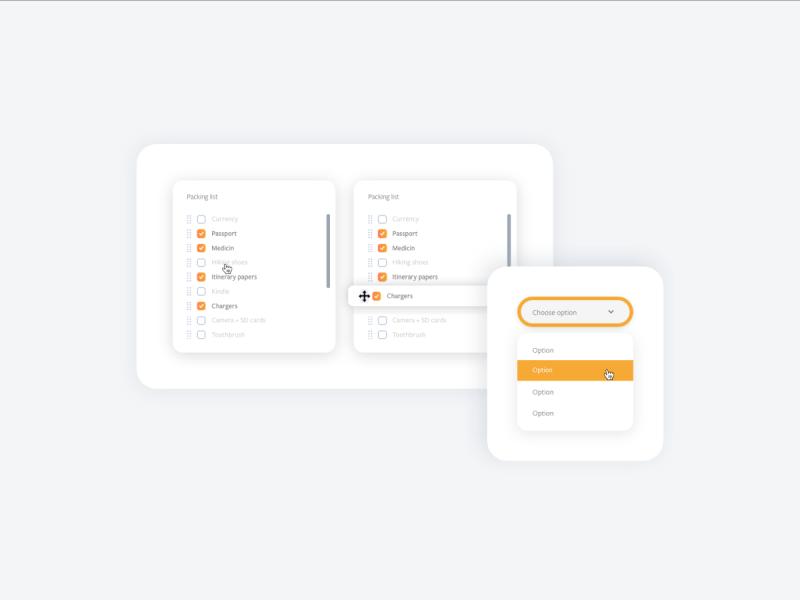 Web UI Components Pack