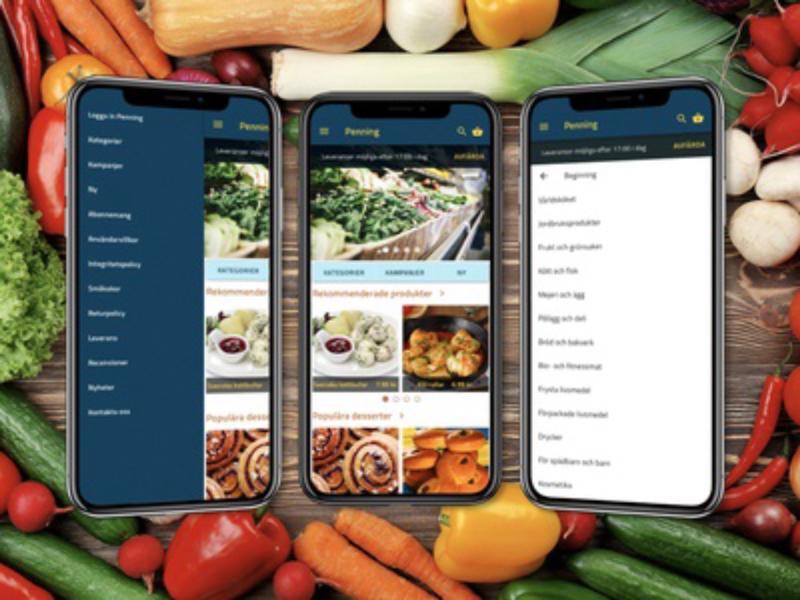 🇸🇪Buying Groceries Online 🇸🇪