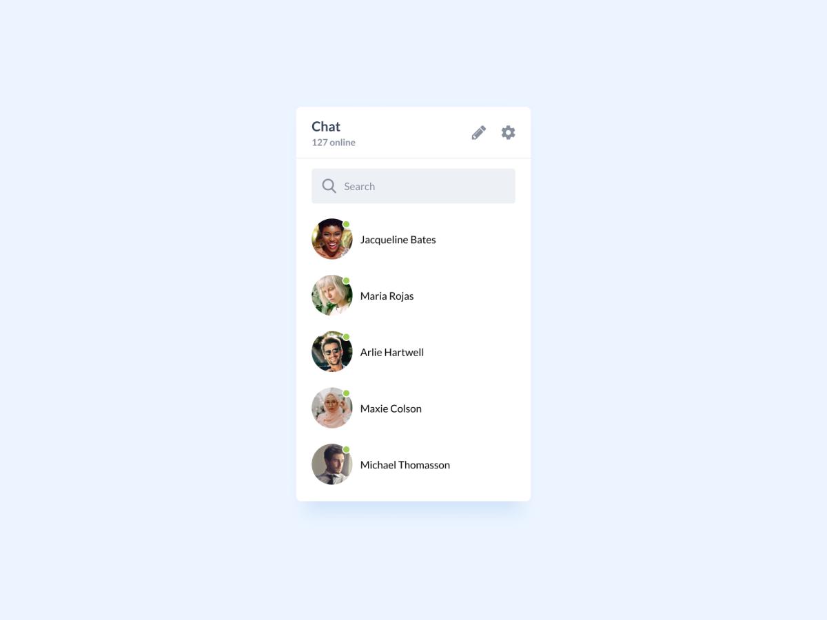 Chat Panel
