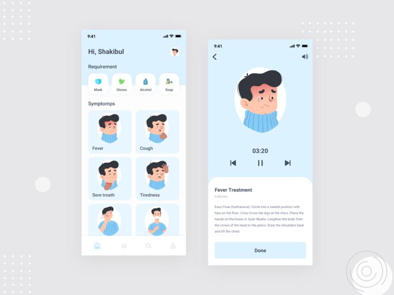 Freebie: Covid 19 Awareness App