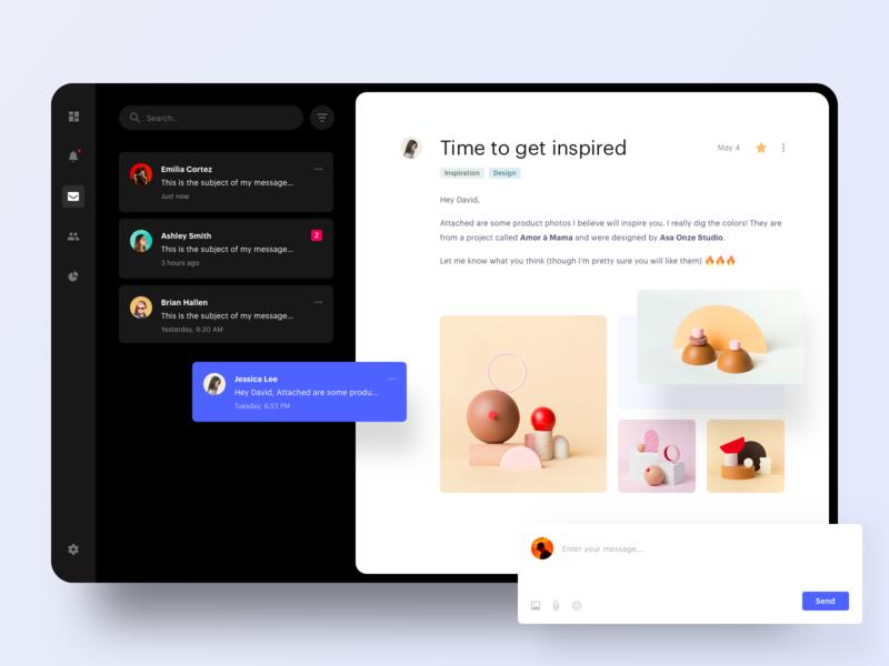 Inbox App (Freebie)