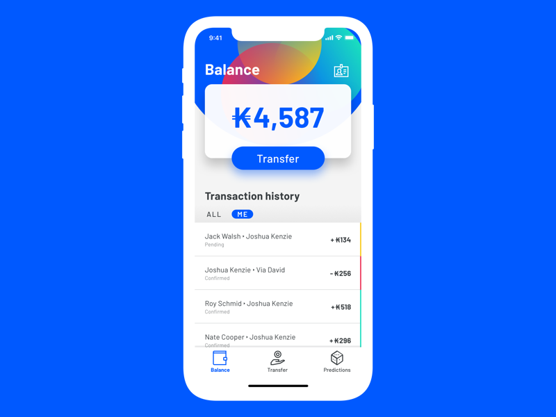 Koin - Cryptocurrency