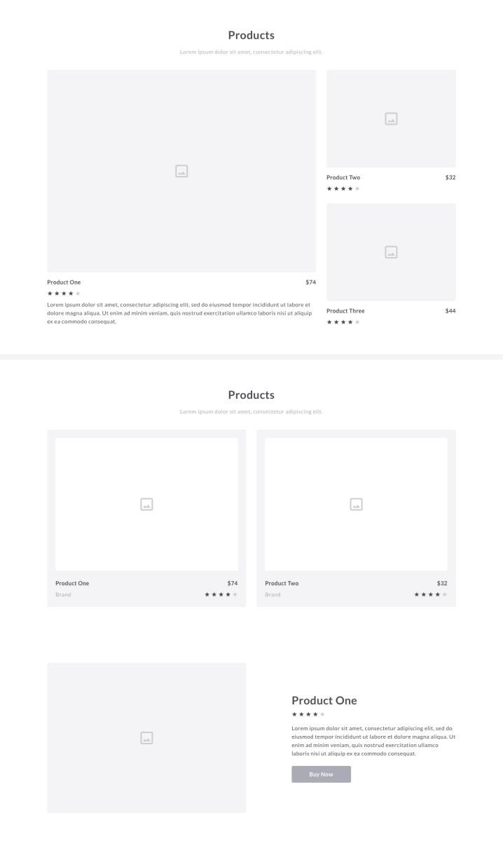 Wireframe Pro UI Kit